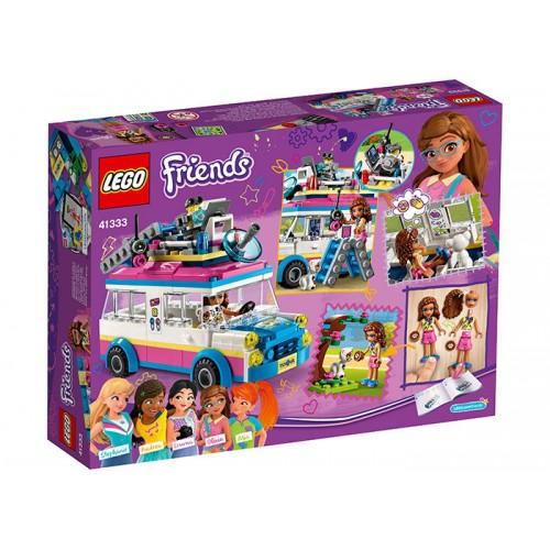 Lego Friends - Vehiculul De Misiune Al Oliviei (41333)