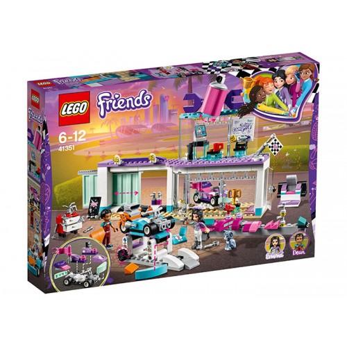 Lego Friends - Atelier Creativ De Tuning (41351)