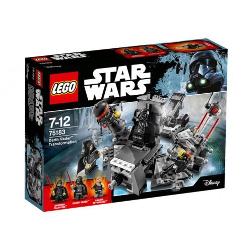 Lego Star Wars - Transformarea Darth Vader (75183)