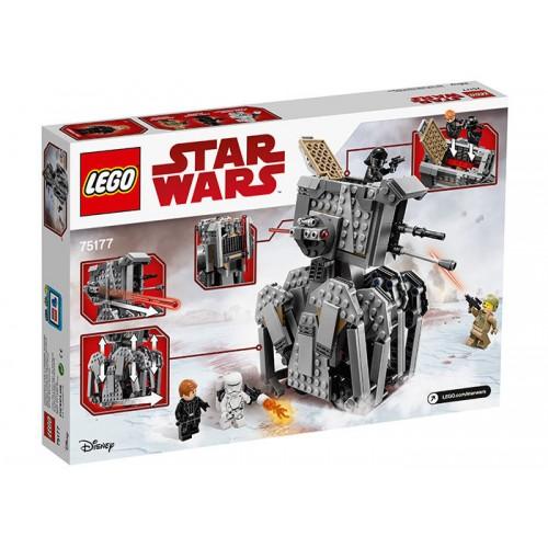Lego Star Wars - Heavy Scott Walker Al Ordinului Intai  (75177)
