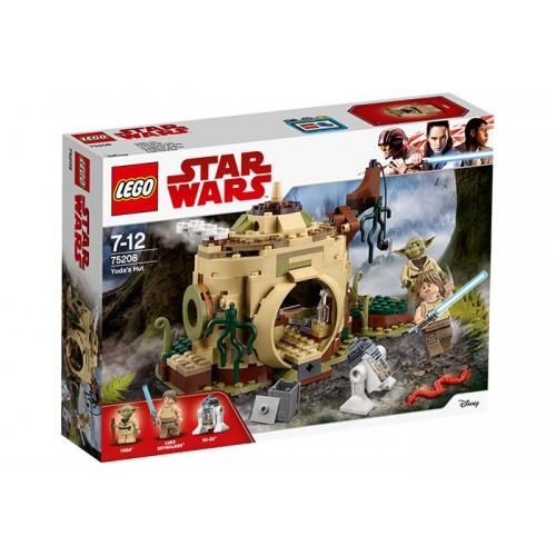Lego Star Wars - Coliba Lui Yoda (75208)