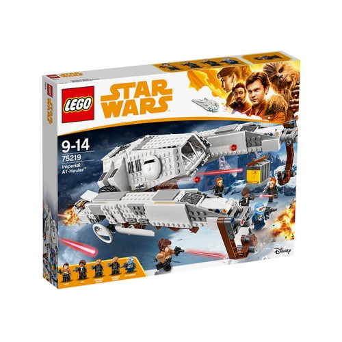 Lego Star Wars - Imperial At-Hauler (75219)