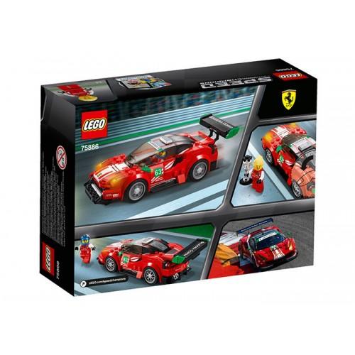 Lego Speed Champions - Ferrari 488 Gt3