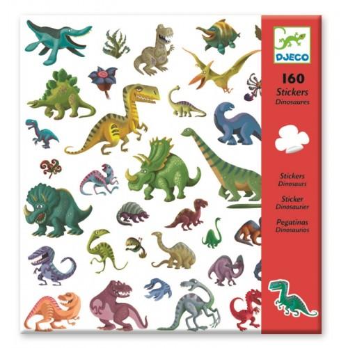 Abtibilduri cu dinozauri Djeco