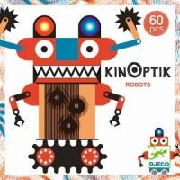 Joc creativ Kinoptik roboti Djeco