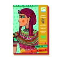Atelier desen arta egipteana Djeco