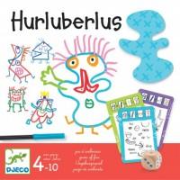 Joc creativ Hurluberlus Djeco