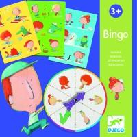 Joc Bingo anotimpuri Djeco