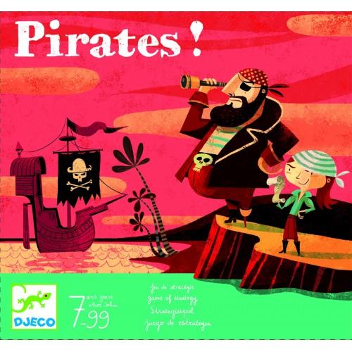 Joc de strategie pirati Djeco