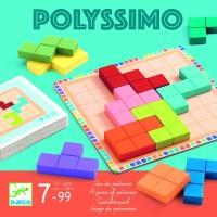 Joc logic Polyssimo Djeco