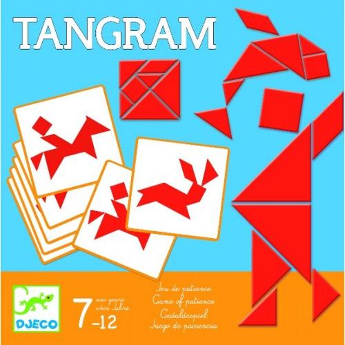 Joc logic Tangram Djeco