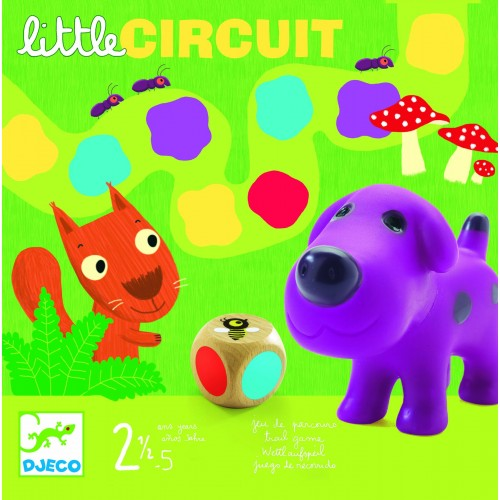 Joc Little Circuit Djeco
