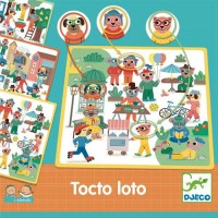 Eduludo joc de vocabular Djeco