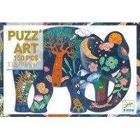 Puzzle elefant Djeco