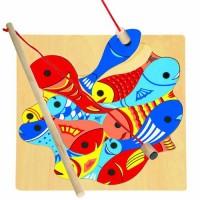 Joc de pescuit magnetic Bino