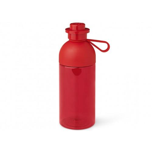 Sticla pentru apa LEGO rosie 0,5 litri