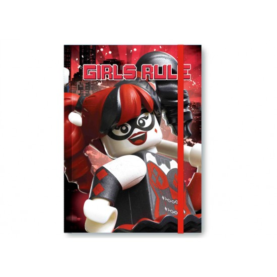 Agenda Lego Batman Movie Harley Quinn