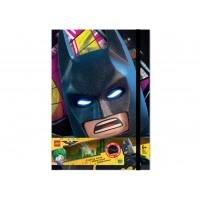 Agenda Lego Batman cu lumini