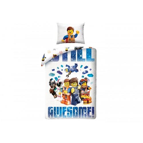 Lenjerie de pat Lego Movie 2