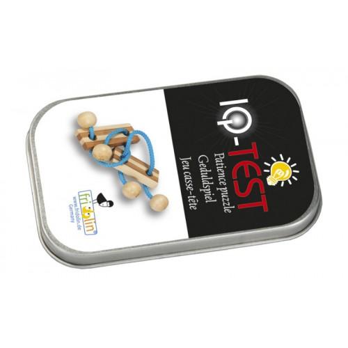 Joc logic IQ elibereaza inelul cutie metalica-5 Fridolin