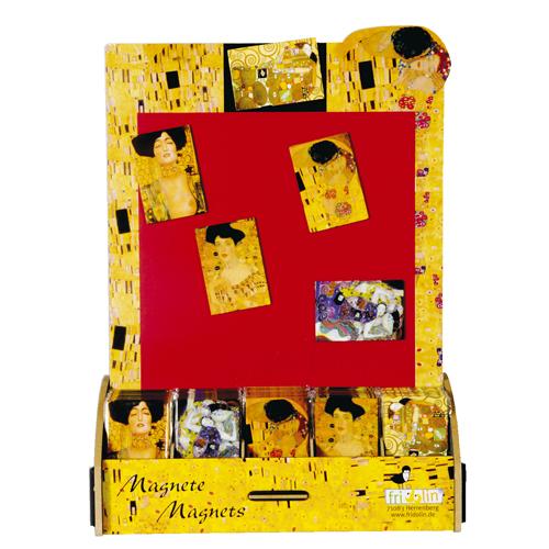 Magnet de arta Klimt Fridolin