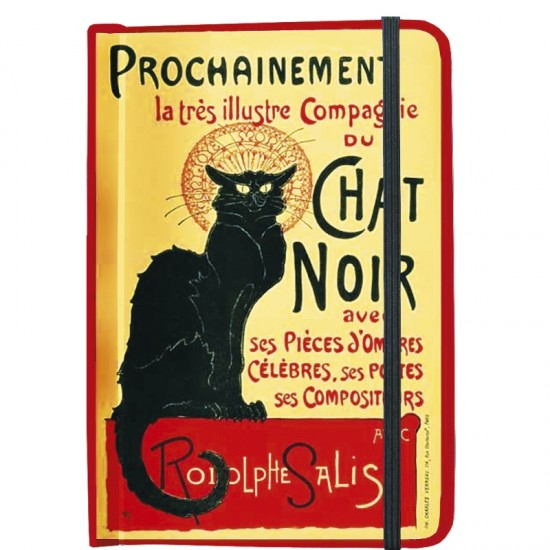 Agenda Chat Noir Fridolin