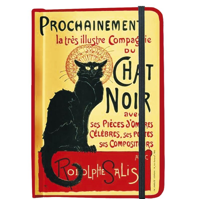 Agenda Chat Noir Fridolin