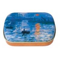 Cutiuta metalica Sunset Monet Fridolin