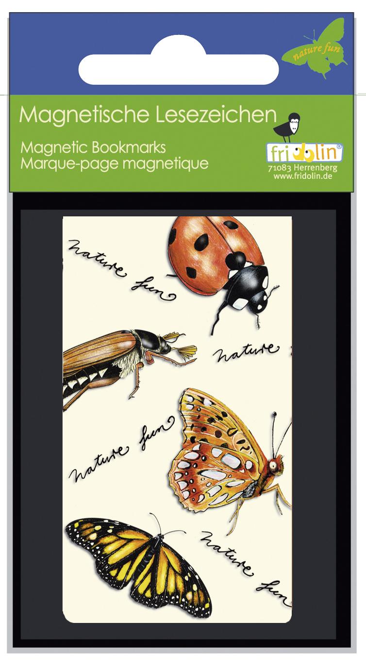 Semn de carte magnetic Natura Fridolin