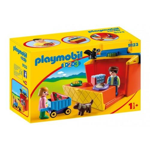 Playmobil 1.2.3 Magazin
