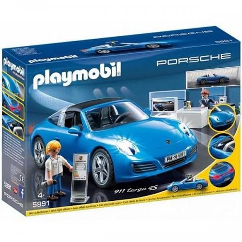 Masina Porsche 911 Targa 4S