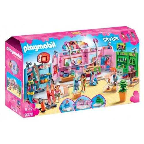 Playmobil Centru Comercial