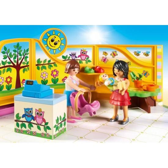Magazin pentru bebelusi Playmobil City Life