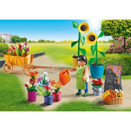 Playmobil Florar