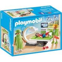 Camera cu Raze X Playmobil City Life