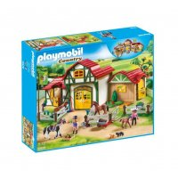 Ferma Calutilor Playmobil Country