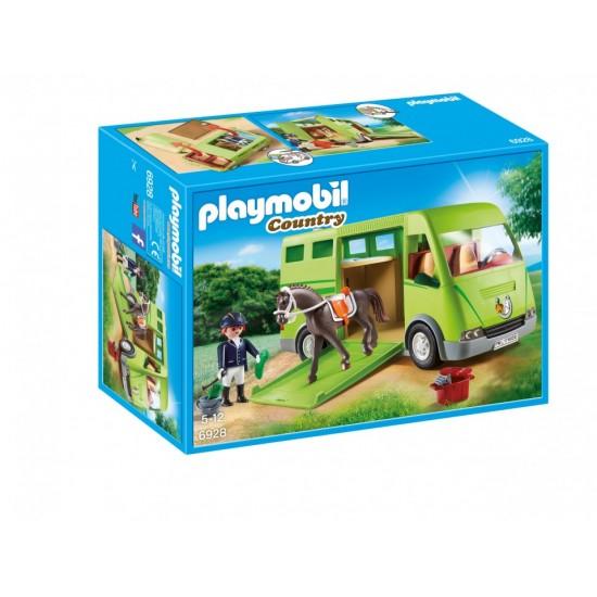 Transportor de Cai Playmobil Country