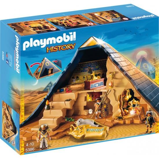 Piramida Faraonului Playmobil History