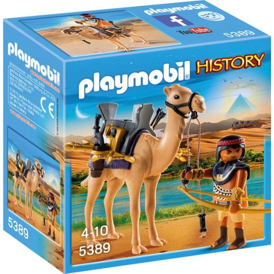 Razboinic Egiptean cu camila Playmobil History