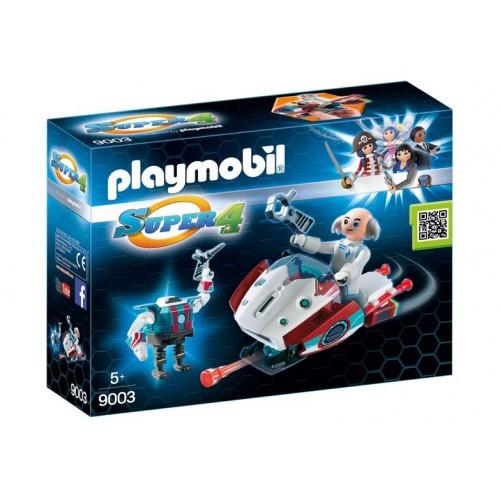 Super 4 Skyjet Dr X si Robot
