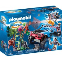 Alex si Rock Brock Playmobil Super4