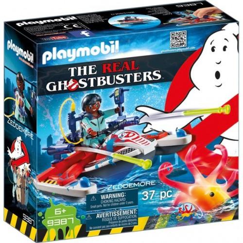 Ghostbuster - Zeddemore Si Jetski