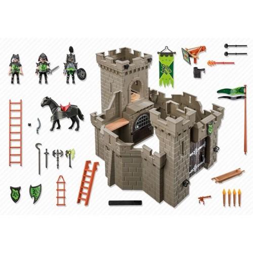 Atacat De Inamici? Micutul Se Poate Ascunda In Castelul Cavalerilor Lup.