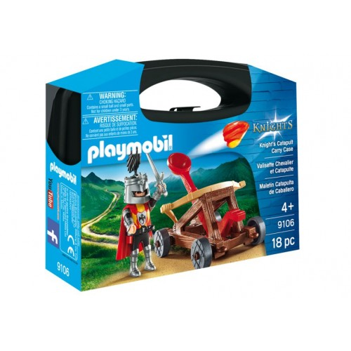 Set Portabil- Caveler Cu Catapulta