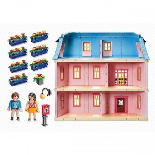 Casa de Papusi de la Playmobil