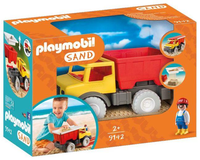 Camion nisip Playmobil Sand