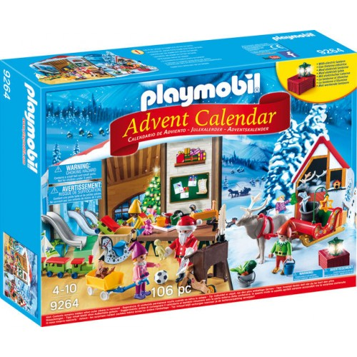 Calendar Craciun- Atelierul Lui Mos Craciun