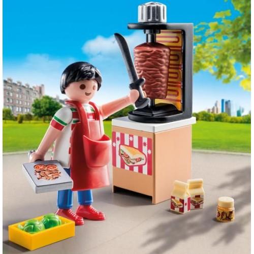 Vanzator De Kebab