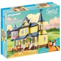 Casa Lui Lucky, Spirit, Playmobil