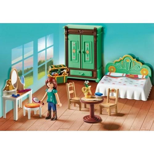 Dormitorul Lui Lucky,Spirit,Playmobil